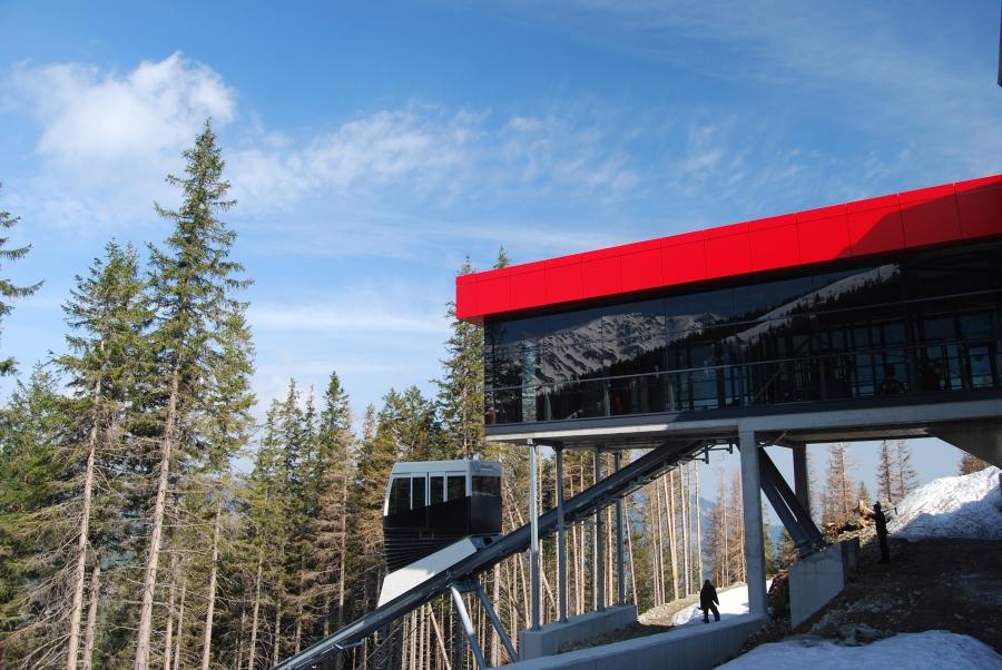 Biela-Put-bergstation