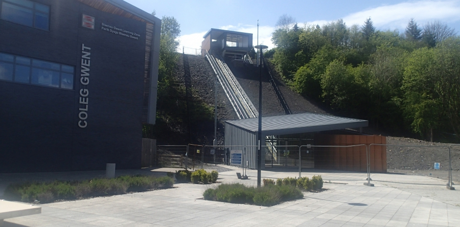 Ebbw Vale 00 900x444 - City Link, Ebbw Vale, Wales/GB