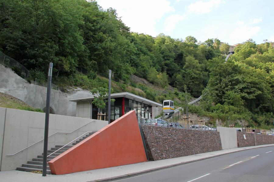 Koblenz 01 Talstation 900x600 - Fortress Shuttle, Ehrenbreitstein, Koblenz, DE