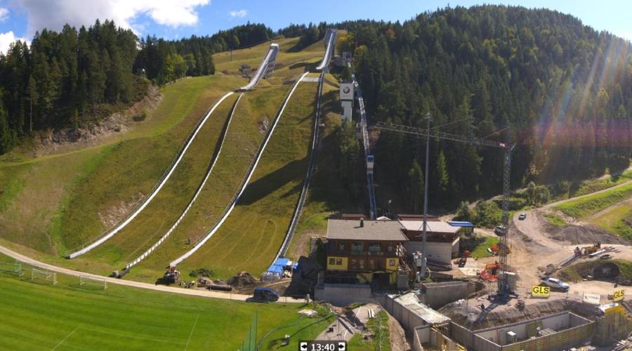 Seefeld 00 900x500 - Ski Jump Site, Seefeld, AT