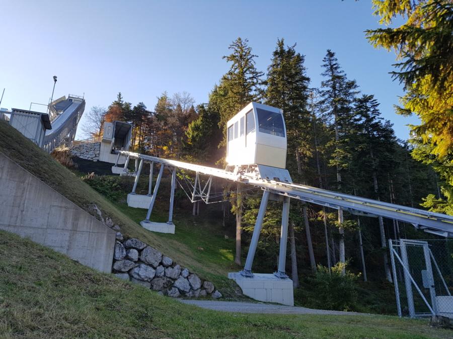 Seefeld 01 900x675 - Ski Jump Site, Seefeld, AT