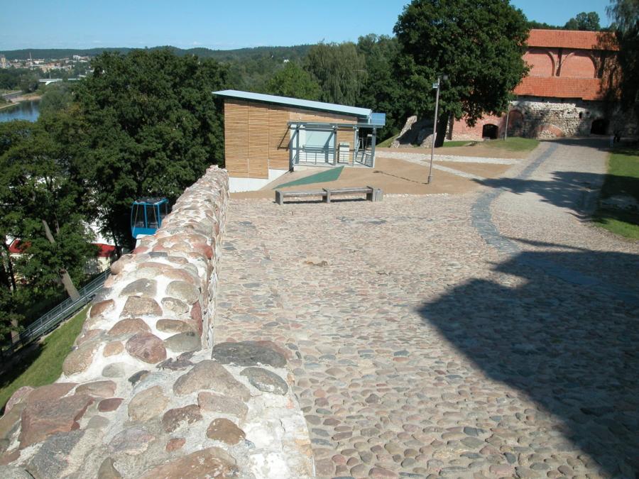 Vilnius 04 Bergstation 900x675 - Burg von Gediminas, Vilnius, LT