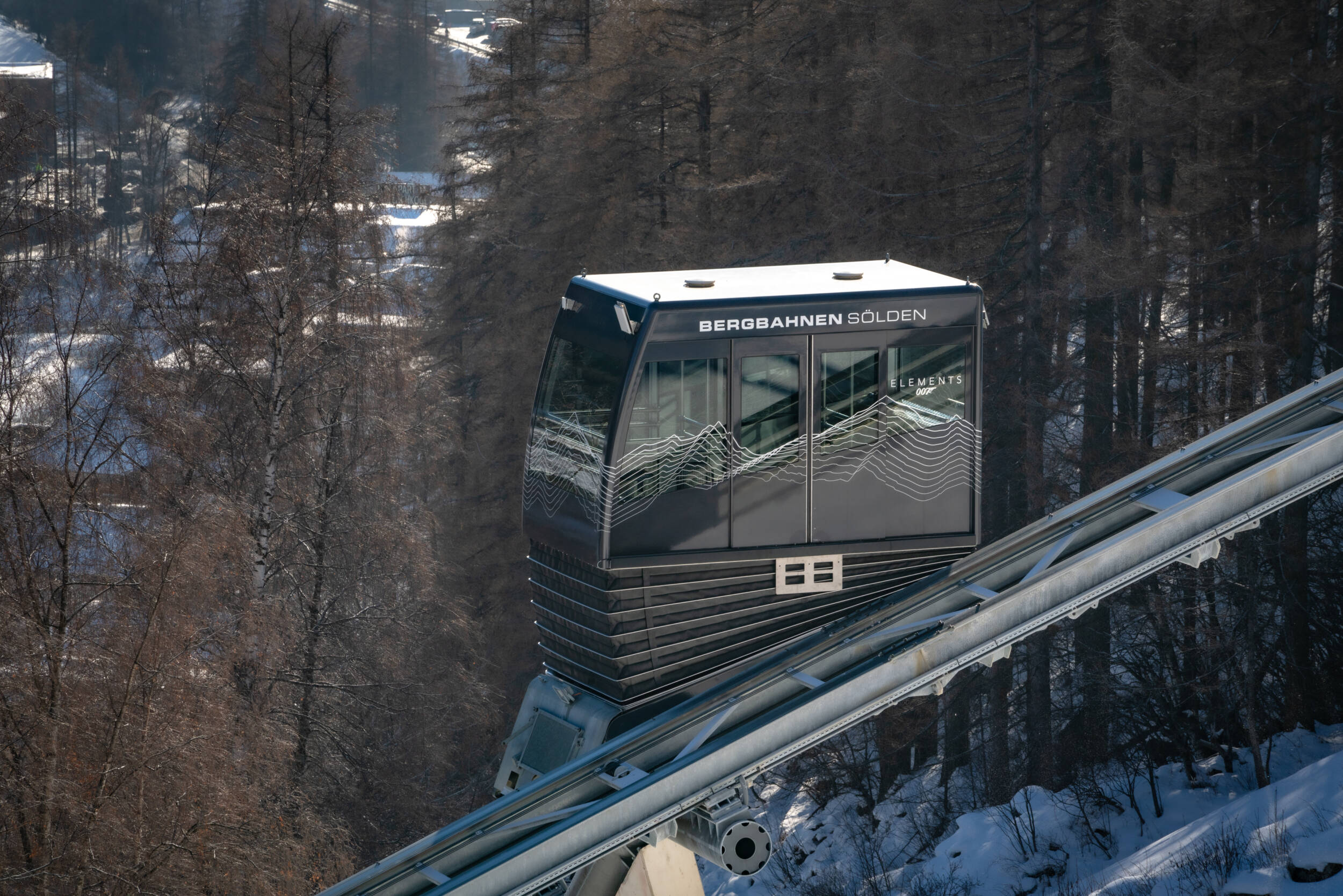 soelden hauptbild - Innerwaldshuttle I + II, Sölden, AT